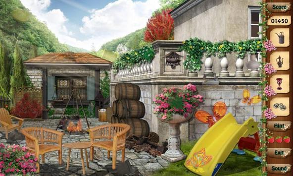 # 47 Hidden Objects Games Free New - London Villa apk screenshot