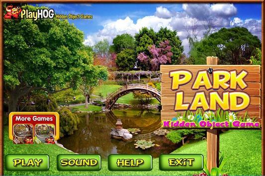 Challenge #45 Park Land Free Hidden Objects Games screenshot 7