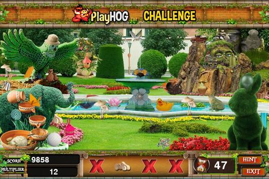 Challenge #45 Park Land Free Hidden Objects Games screenshot 6