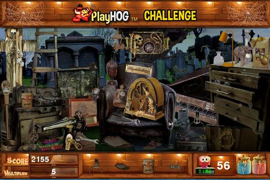 Challenge #55 R.I.P. New Free Hidden Object Games poster