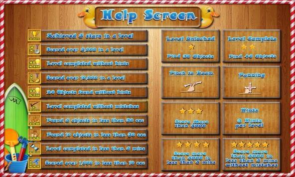 # 287 New Free Hidden Object Games - Summer Beach apk screenshot