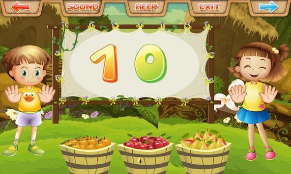 Talking Numbers Learn Numbers apk screenshot