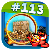 # 113 Hidden Objects Games Free New Lost Treasure icon