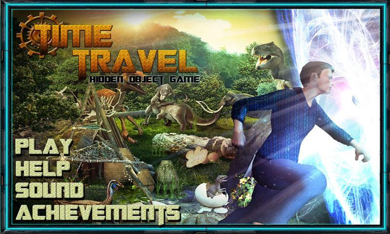 117 Hidden Objects Games Free New - Time Travel for Android
