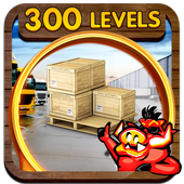 Hidden Object Games Top Warehouse Challenge # 322 icon