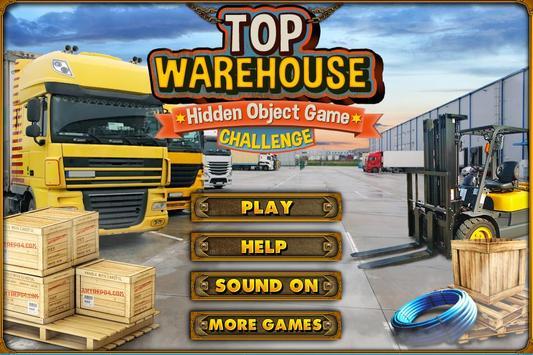 Hidden Object Games Top Warehouse Challenge # 322 screenshot 3