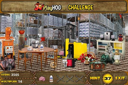 Hidden Object Games Top Warehouse Challenge # 322 screenshot 5