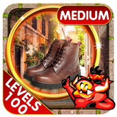 Challenge #37 Walk New Free Hidden Objects Games icon