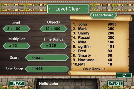 Challenge #37 Walk New Free Hidden Objects Games apk screenshot