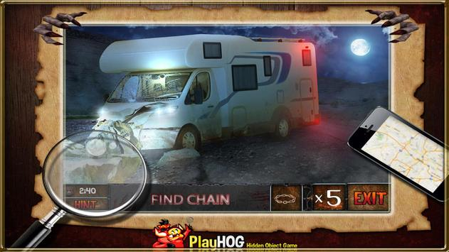 New Free Hidden Objects Game Free New Zombie Night screenshot 3