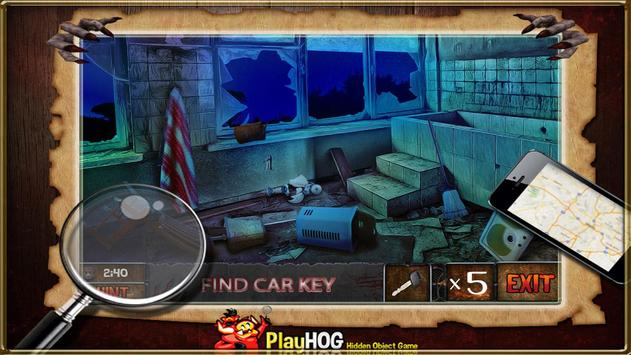 New Free Hidden Objects Game Free New Zombie Night poster