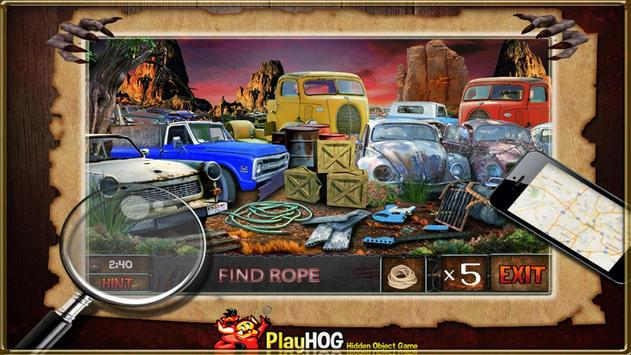 New Free Hidden Objects Game Free New Zombie Night screenshot 1