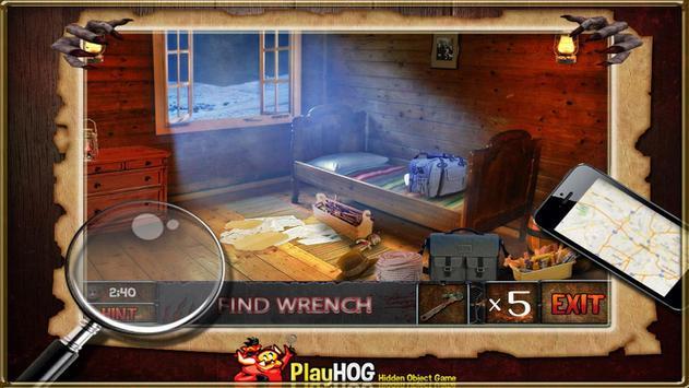 New Free Hidden Objects Game Free New Zombie Night screenshot 2