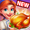 Cooking Joy - Super Cooking Games, Best Cook! आइकन