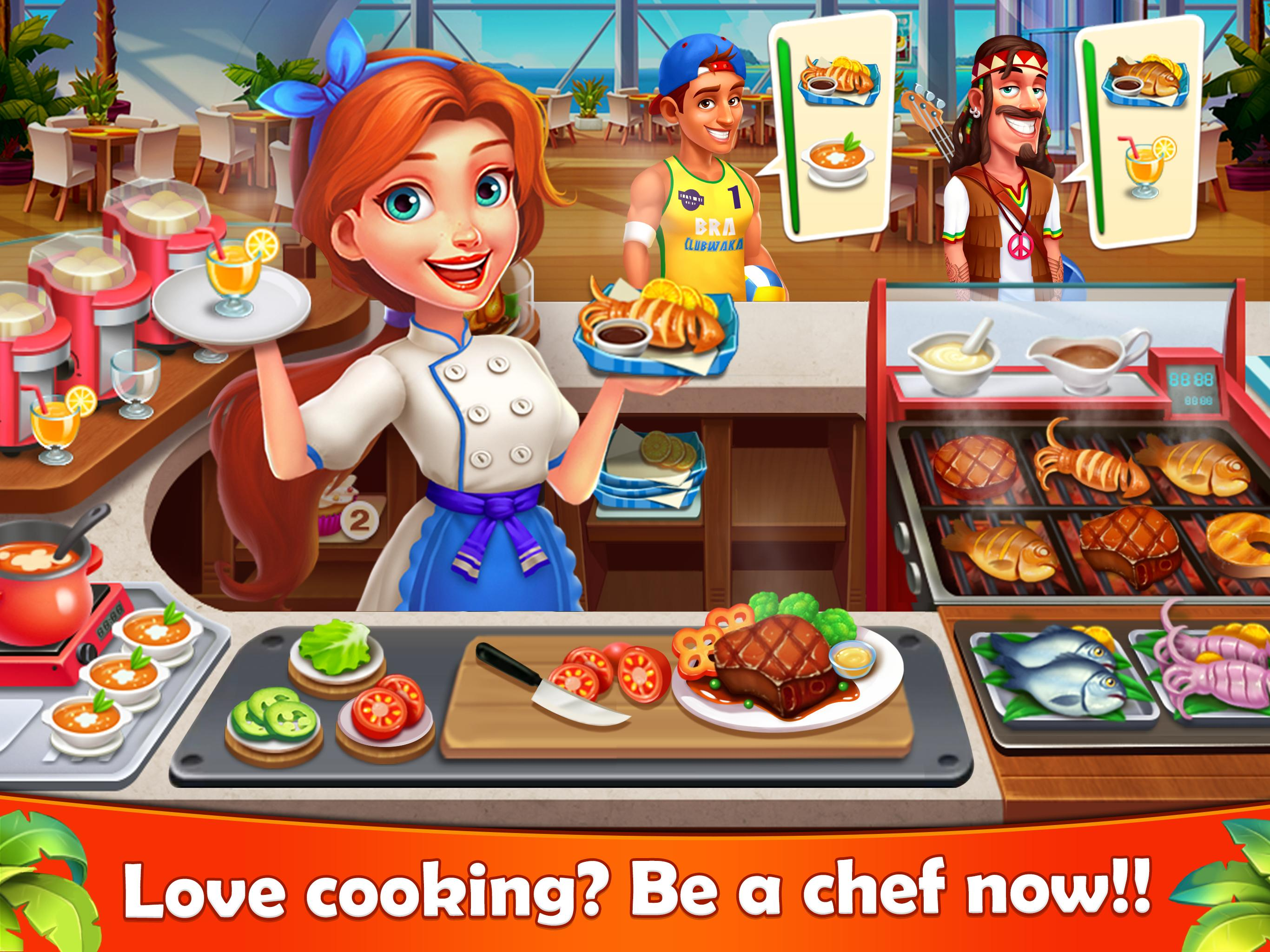 Buy Food Game Art For UI Graphic Assets | Chupamobile.com |Food Games