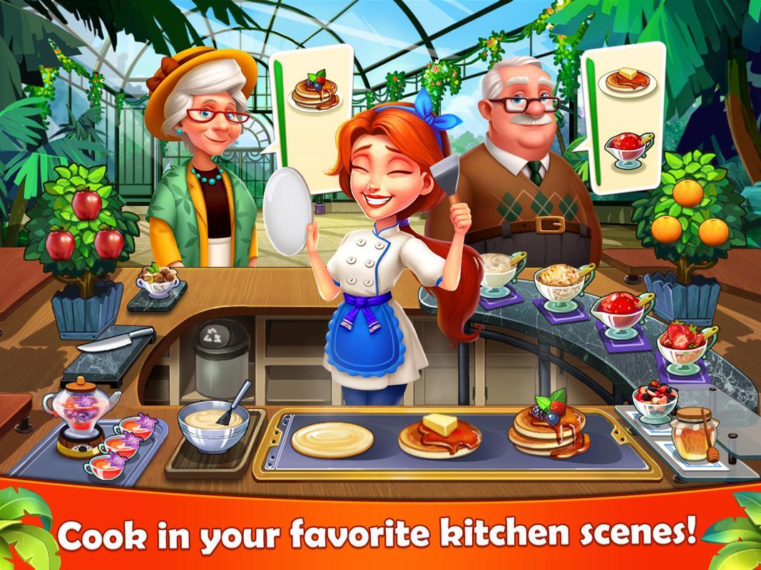 Cooking joy game masak super koki terbaik screenshot 7