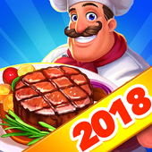 Cooking Madness - A Chef's Restaurant Games أيقونة