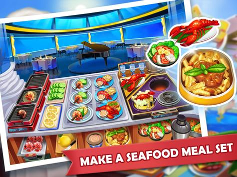 Cooking Madness - A Chef's Restaurant Games تصوير الشاشة 11