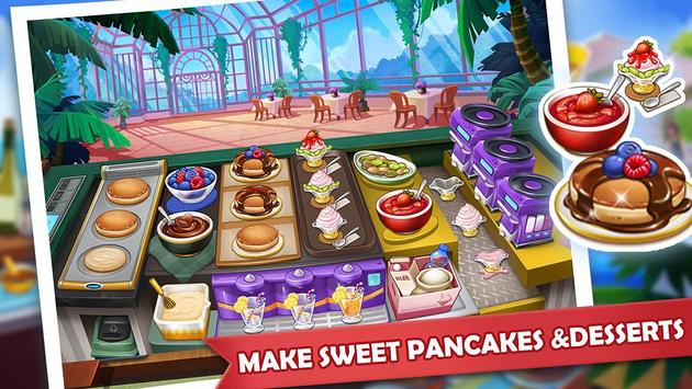 Cooking Madness - A Chef's Restaurant Games تصوير الشاشة 2
