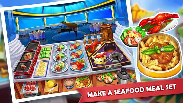 Cooking Madness - A Chef's Restaurant Games تصوير الشاشة 5