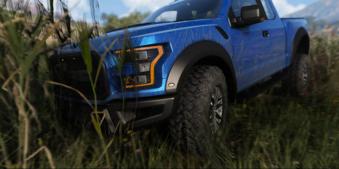 Raptor Driving Ford 3D for Android - APK Download
