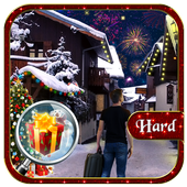 New Hidden Object Games Free New Christmas Holiday icon