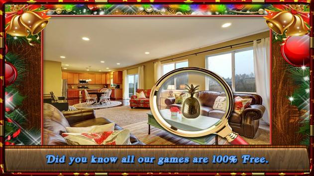 New Hidden Object Games Free New Christmas Holiday screenshot 10