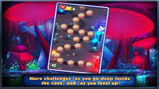 Match Three Free New Diamond Drop Match 3 Free New screenshot 2