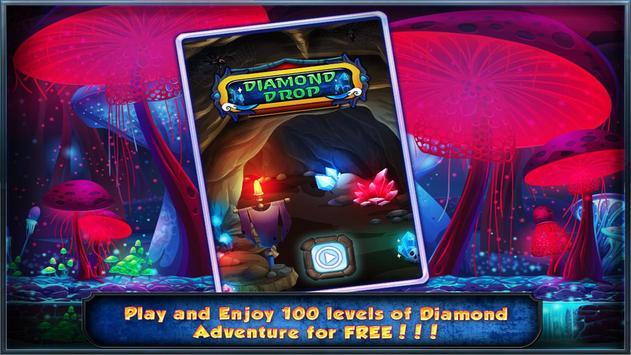 Match Three Free New Diamond Drop Match 3 Free New screenshot 7