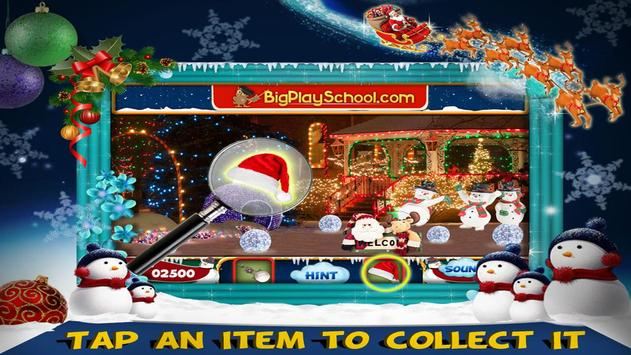 28 Hidden Object Games Free New Christmas Sequence poster
