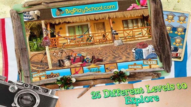 29 New Free Hidden Objects Games Free Beach Shack apk screenshot