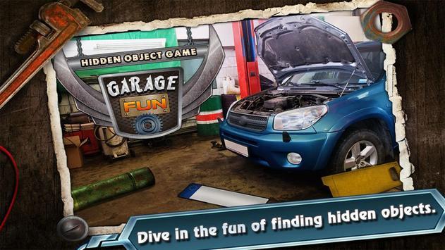 20 New Free Hidden Object Game Free New Garage Fun screenshot 3