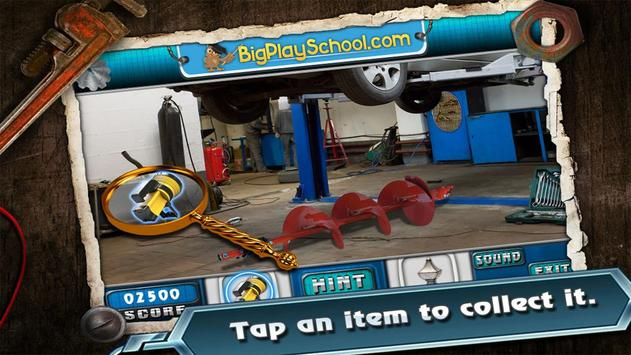 20 New Free Hidden Object Game Free New Garage Fun poster