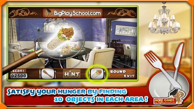 49 Free New Hidden Objects Games Free Pure Dining screenshot 1