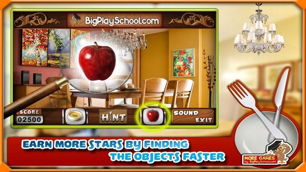 49 Free New Hidden Objects Games Free Pure Dining screenshot 2