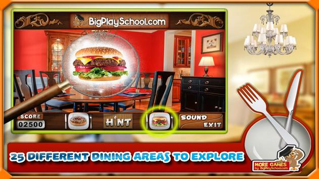 49 Free New Hidden Objects Games Free Pure Dining screenshot 4