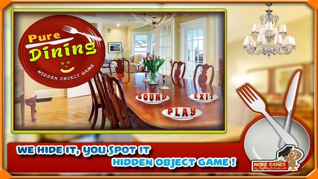 49 Free New Hidden Objects Games Free Pure Dining screenshot 7