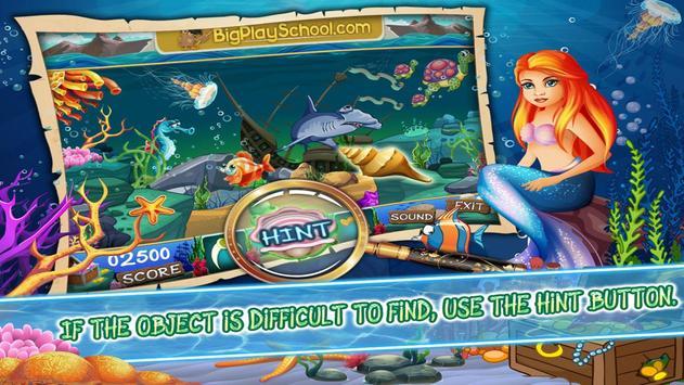 40 Free New Hidden Object Game Free New Underwater apk screenshot