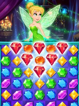 Witch & Fairy Jewel Blitz screenshot 2