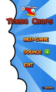 Turbo Chops poster