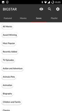 BIGSTAR Movies & TV screenshot 3