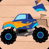 Vehicles Puzzle for Kids: Preschool icon