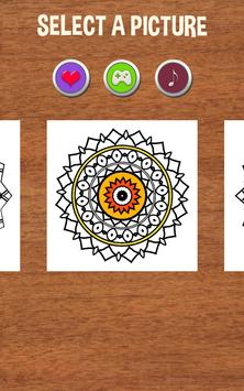 Mandala Coloring Book screenshot 10