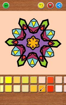 Mandala Coloring Book screenshot 11