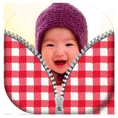 Baby Zipper Lock Screen icon