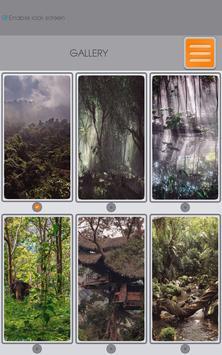Jungle Zipper Lock Screen apk screenshot