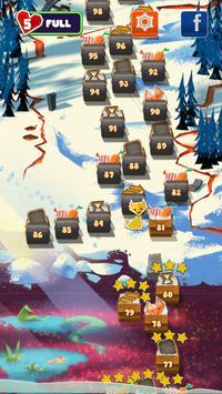 Animal Match 3 Paper Jewel screenshot 5