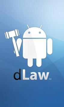dLaw - State and Federal Laws poster