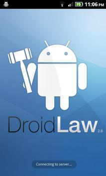 Legal Dictionary for DroidLaw poster