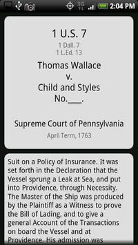 US Supreme Court Cases poster